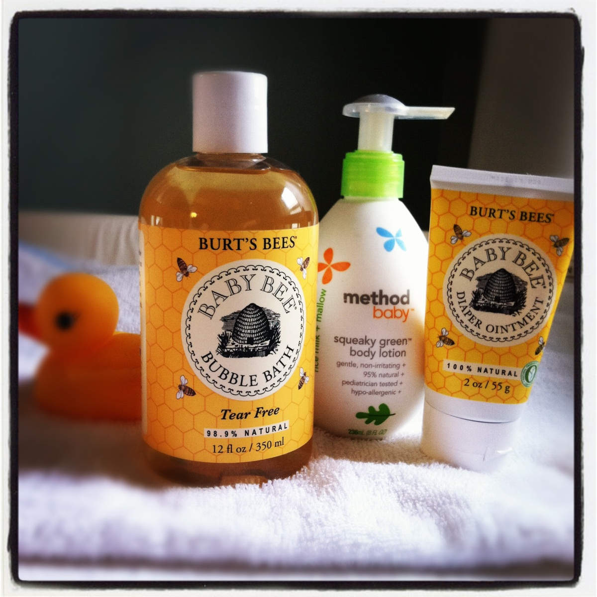 Cruelty Free Baby Products One Veggie At A Time