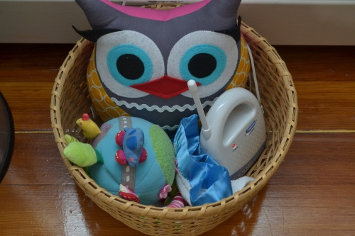 way cool owl plus baby monitor