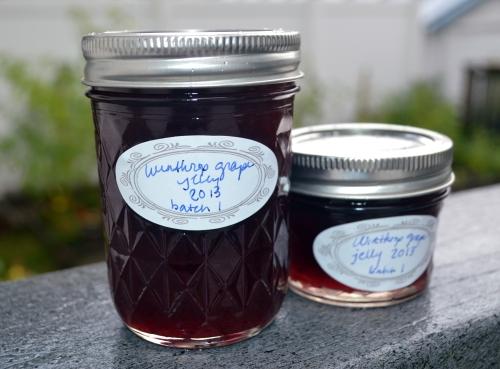 2013 grape jelly