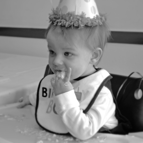 Anderson's 1st Birthday Party Bash