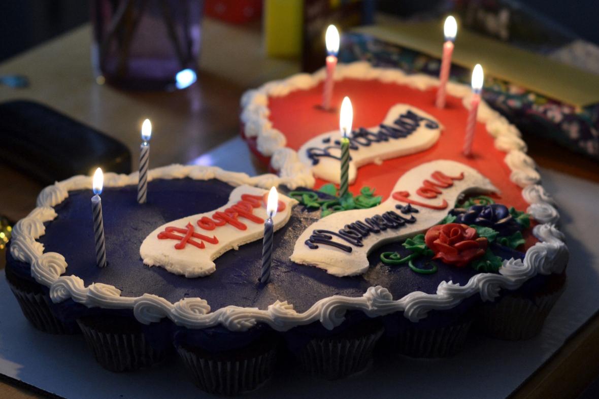 Awesome Cake One Veggie At A Time Personalised Birthday Cards Xaembasilily Jamesorg