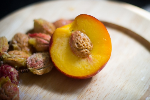 peach jam step 1